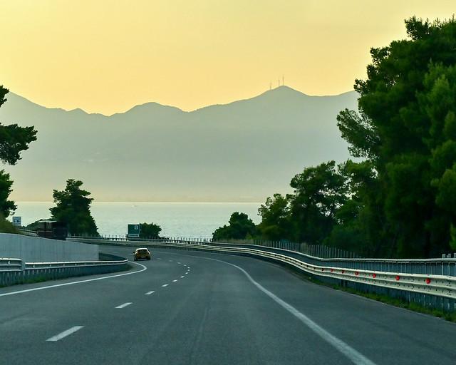 Cómo conducir en Grecia