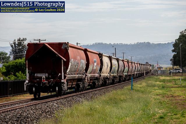 5537N at West Tamworth