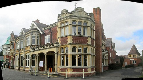 Bletchley Mansion Stitch