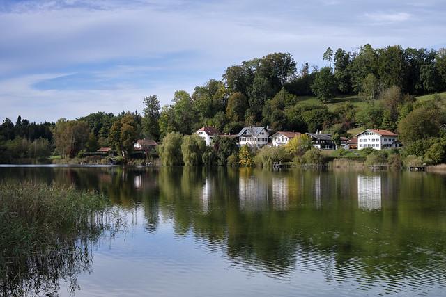 Lake Seeon | Seeon in Germany 2020