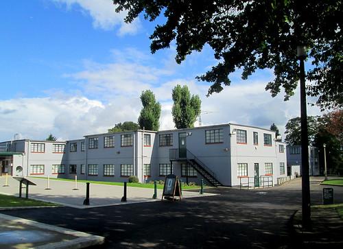 Bletchley Park Building