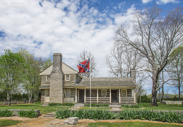 Boyhood Home of Nathan Bedford Forrest - Chapel Hill, Tennessee
