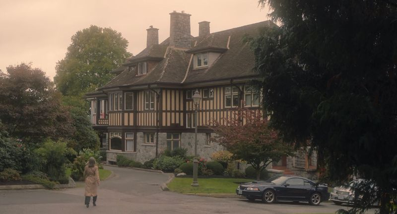 Locaciones Bly Manor