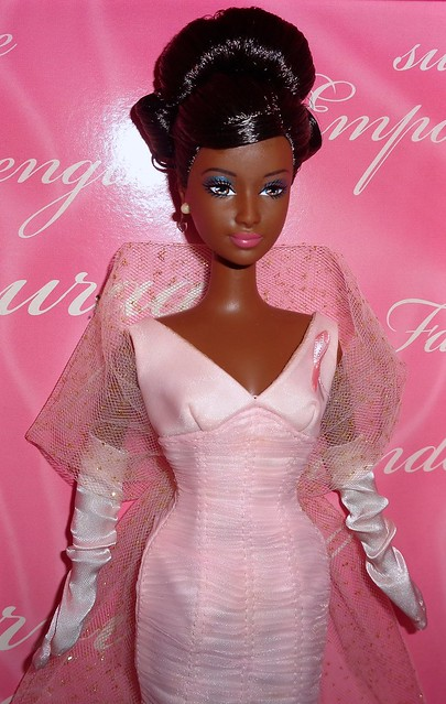 2006 Pink Ribbon Barbie (African American) (4)