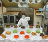 Pastry Chef Teresa Shurilla, UH Maui College Culinary Arts Program Coordinator