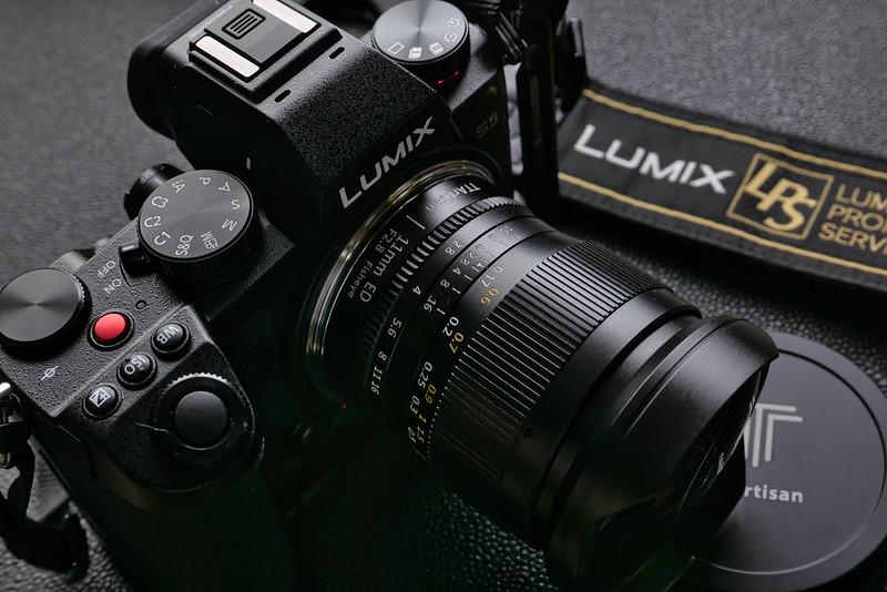 LUMIX S5 + TTArtisan 11mm F2.8 Fisheye