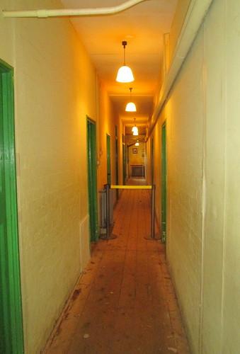 Bletchley Park Hut Corridor, WW2 codebreaking