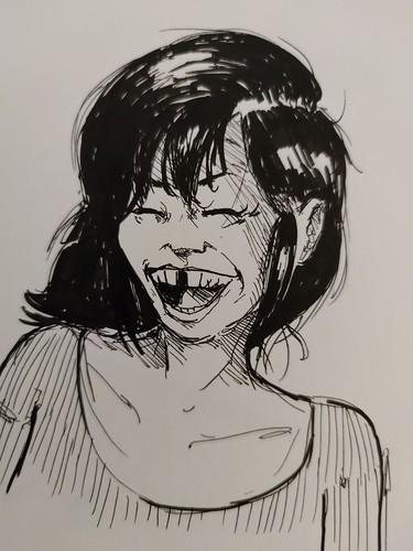 Les dents du bonheur