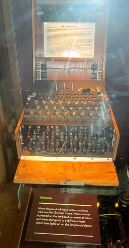 enigma machine, WW2, Bletchley Park, codebreaking