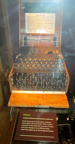 enigma machine, WW2, Bletchley Park, codebreaking
