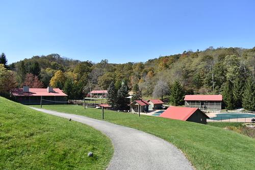 mountainlake resort lodge hotel gilescounty movielocation dirtydancing