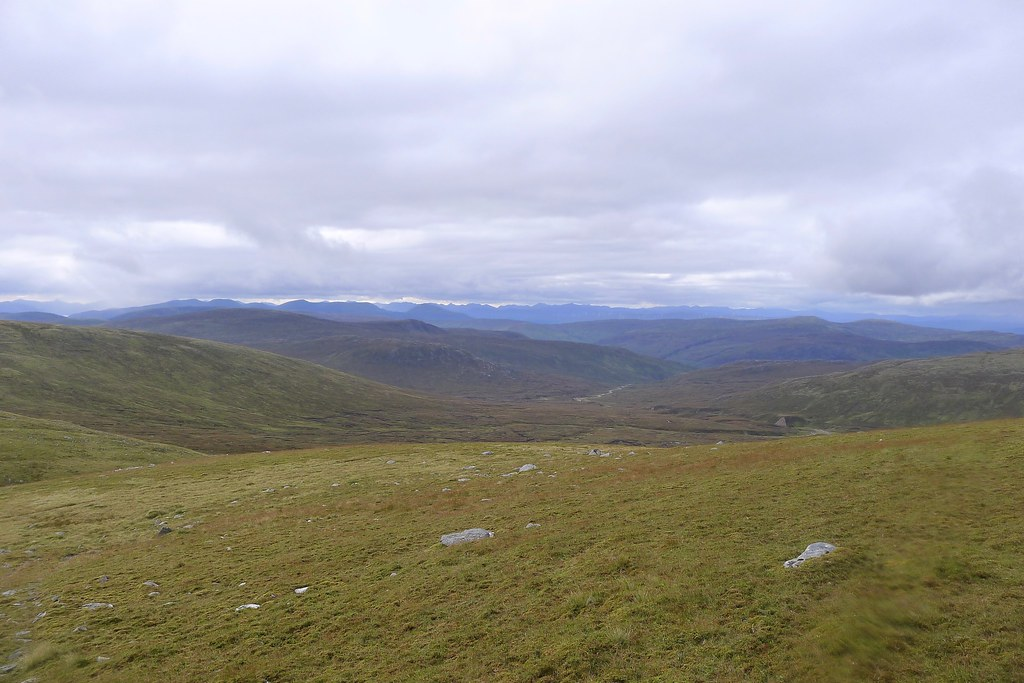 Upper Glen Roy and the Northwest Highlands