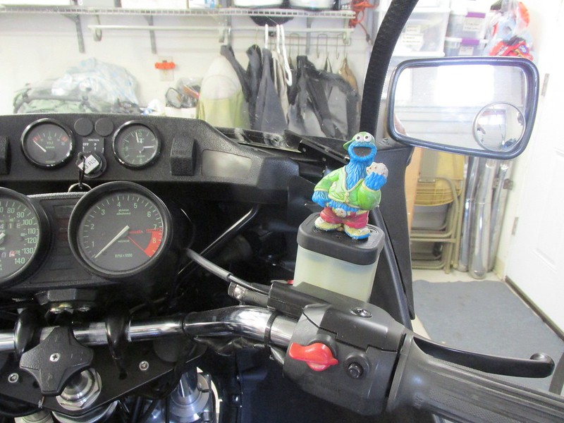 Cookie Monster: 1983 R100RS