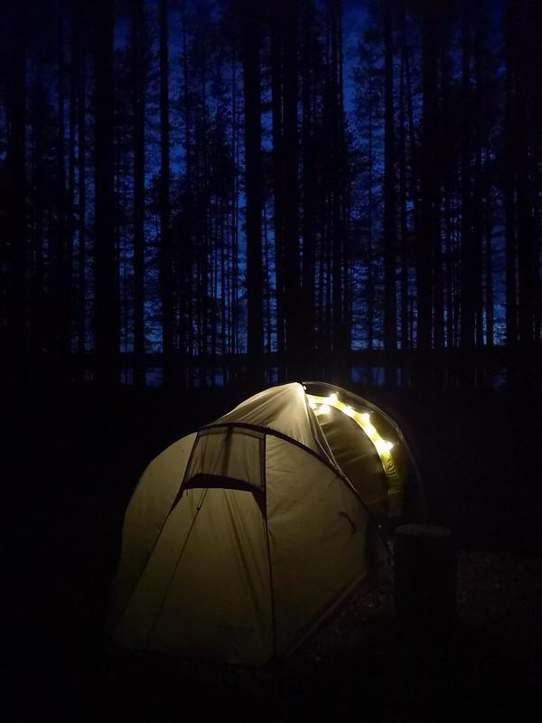 Suomun telttailualue