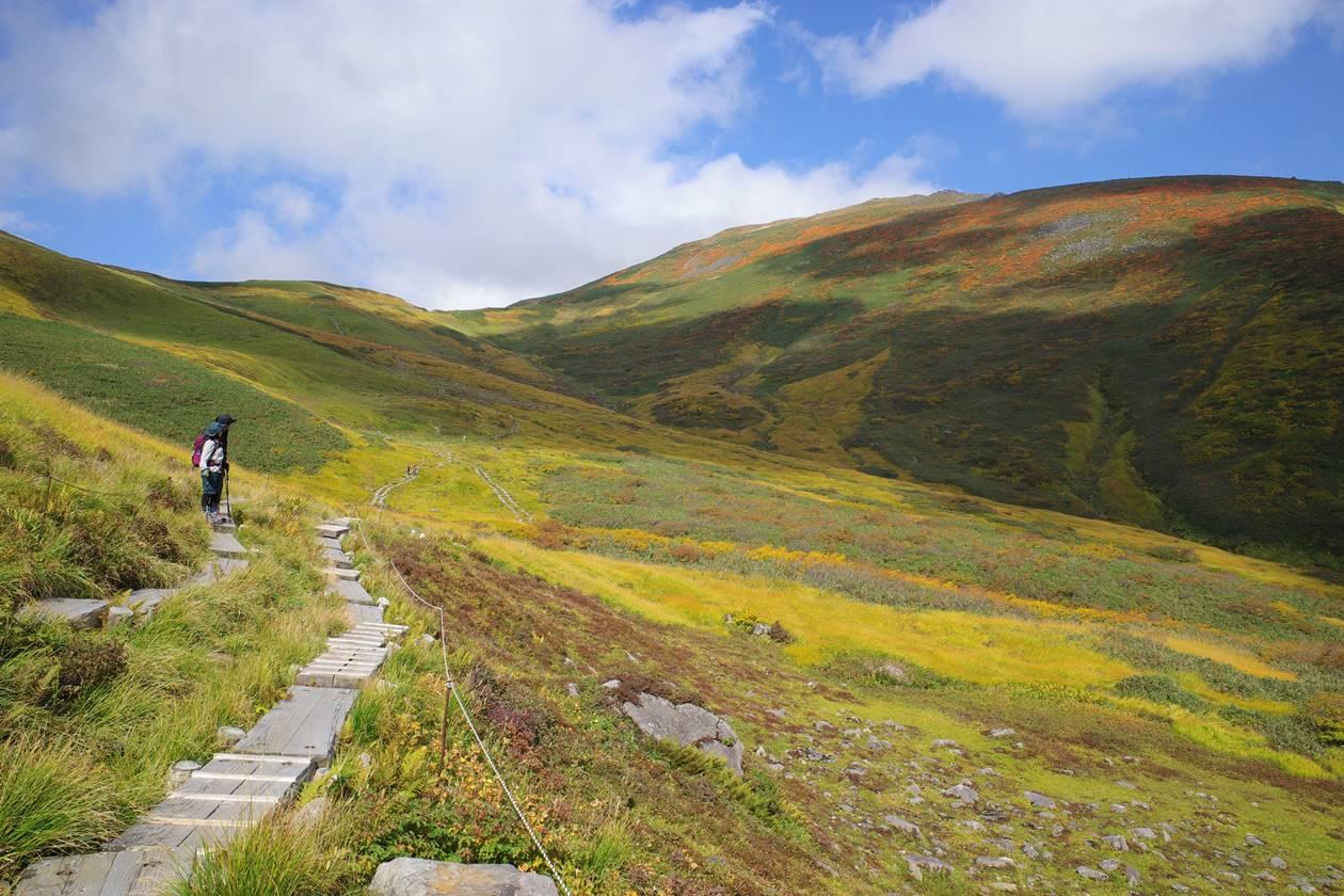 【東北】月山 圧巻の紅葉風景!日帰り登山