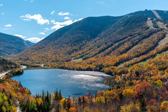 Echo Lake-Fall Foliage