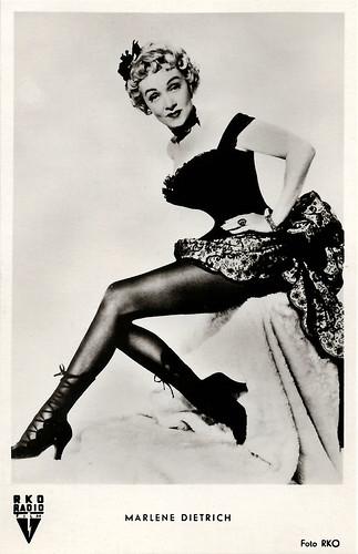 Marlene Dietrich in Rancho Notorious (1952)