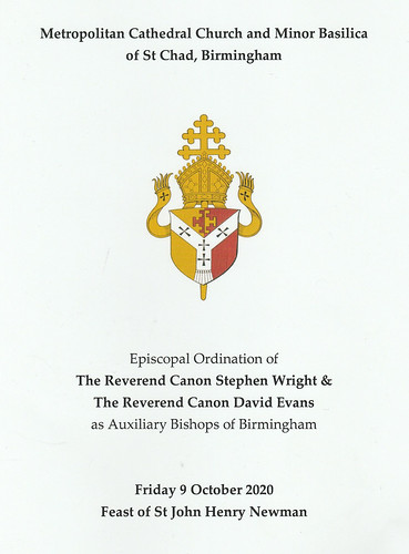 Two New Auxiliary Bishops for the Diocese