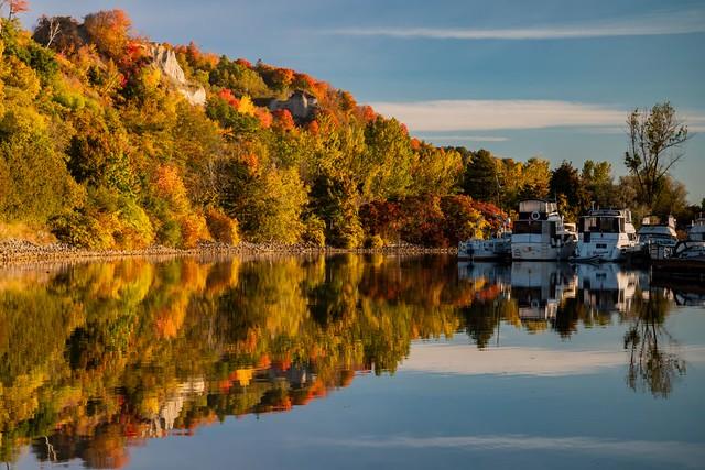 Autumn Bluffs