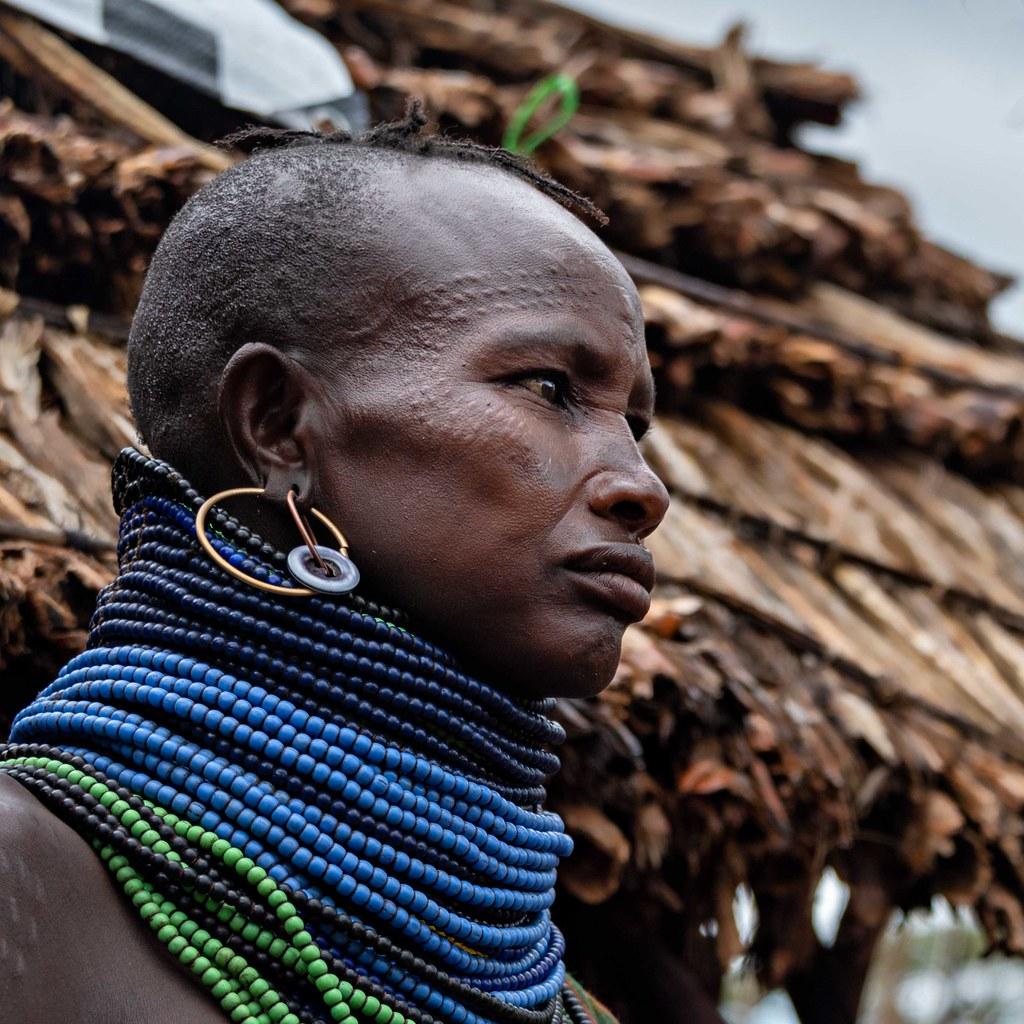 Turkana Woman