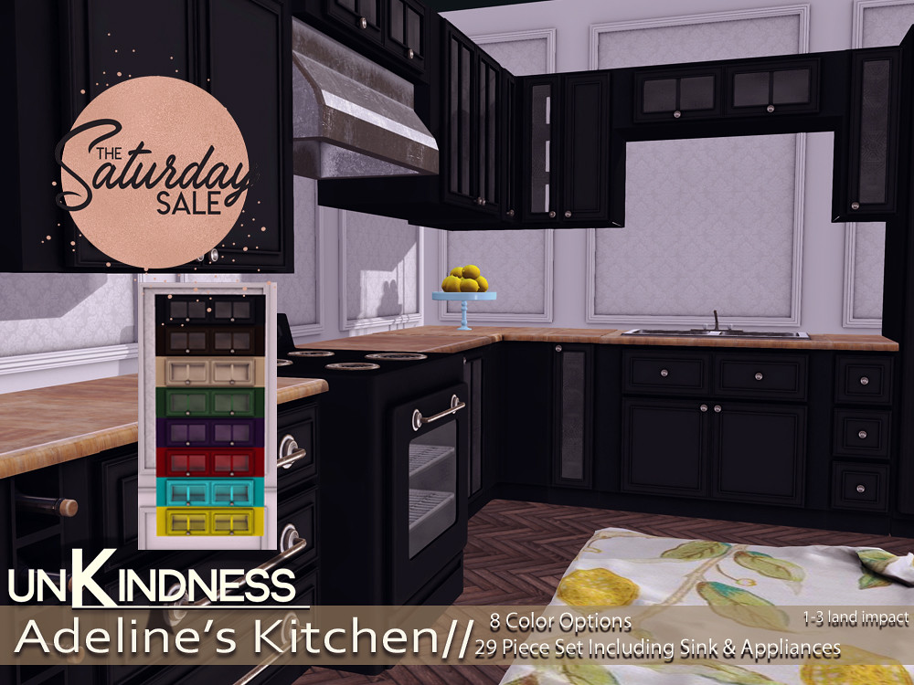 uK - Adeline's Kitchen Set - TSS
