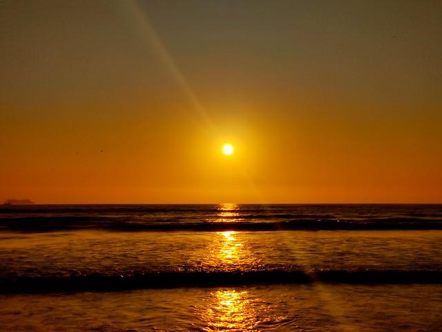 Golden sunset (EXPLORED)