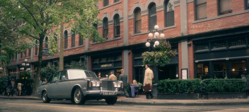 Scene in London