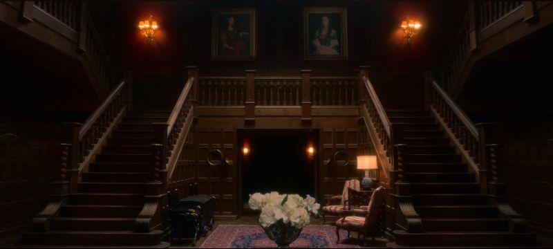 El salón principal