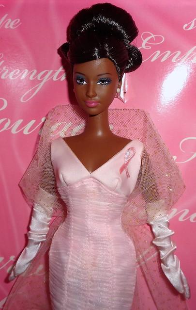 2006 Pink Ribbon Barbie (African American) (5)