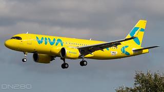 Viva Air Colombia A320-251N msn 10172 F-WWDE / HK-5353