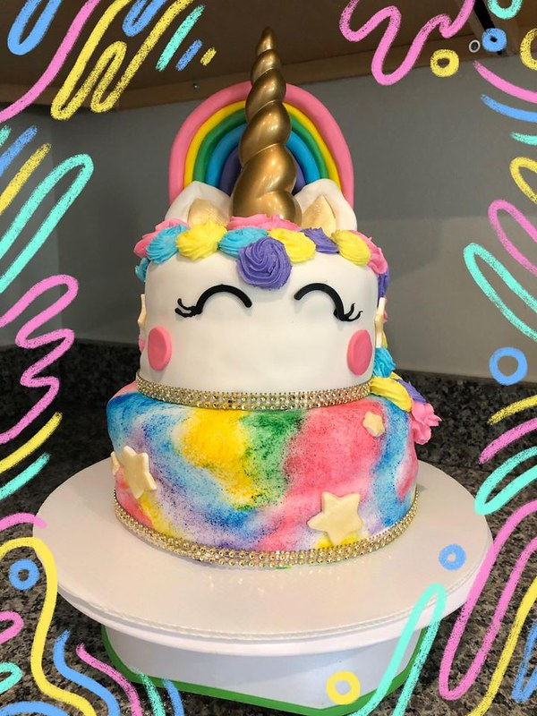 Cake by Hammond Sweets