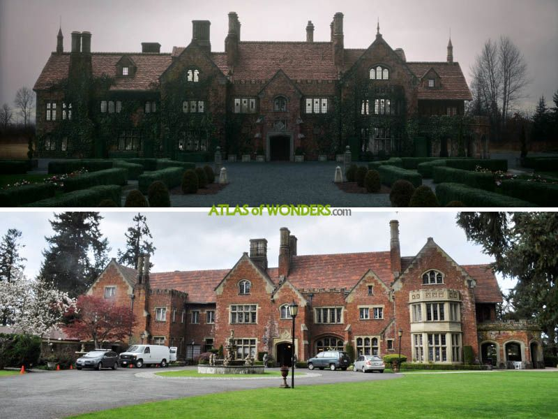 Bly Manor House