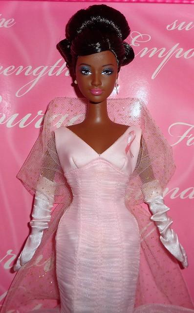 2006 Pink Ribbon Barbie (African American) (3)