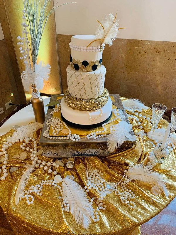 Cake by Sweet Occasions Bakery