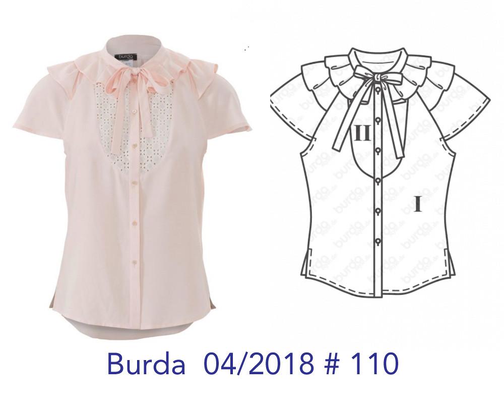 Burda 04-2018-110 image