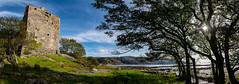 Moy Castle, Loch Buie, Isle of Mull
