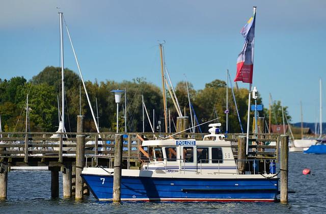 Dießen - Police Boat