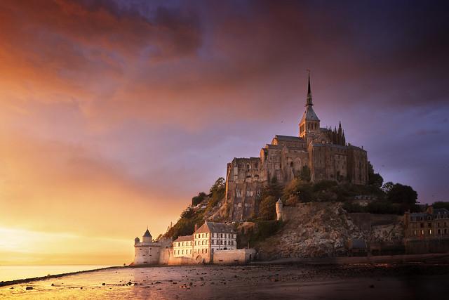 His Majesty Le Mont-Saint-Michel
