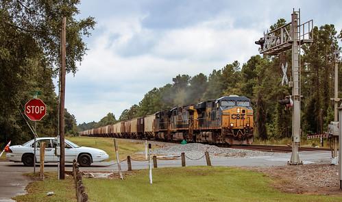 folkston georgia csxtransportation geevolution railroad train locomotive