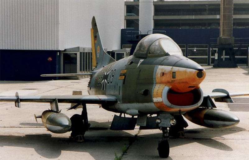 Fiat G.91 Reference