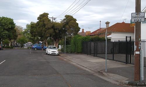 """No through road"", Footscray"