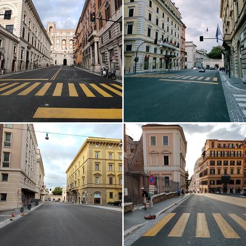 """ROMA ARCHEOLOGICA & RESTAURO ARCHITETTURA 2020. Undici miliardi per i trasporti di Roma: il M5s punta sul Recovery Fund per metro e tram della Capitale. ROMA TODAY (05/10/2020) & Virginia Raggi, """"Piano Sanpietrini"""" / Facebook (05/10/2020), et al."""