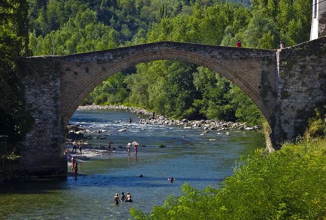 El pont de Gerri / Gerri bridge