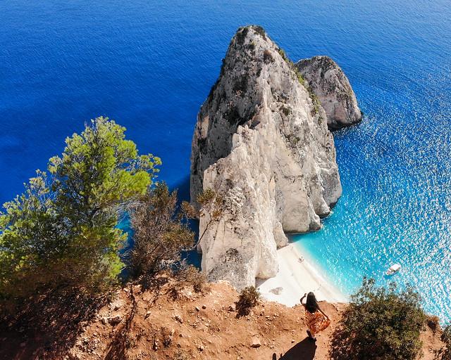 Zakynthos, una de las islas imprescindibles de Grecia
