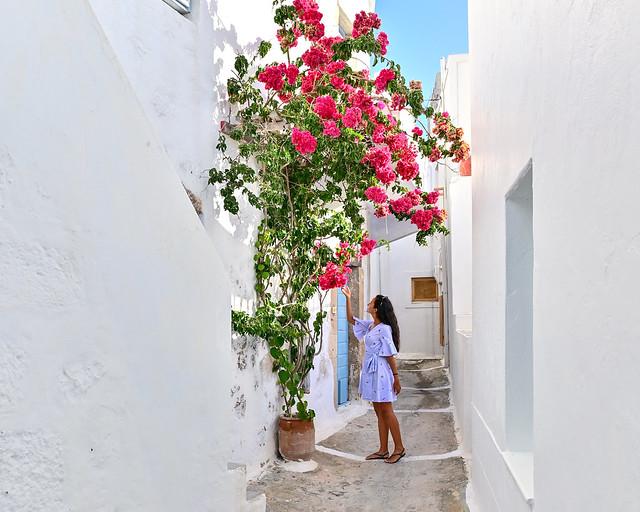Milos, una de las islas más bonitas de Grecia