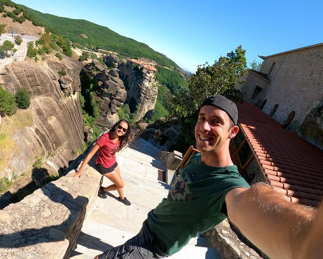 Gran Meteoro, uno de los monasterios imprescindibles en Grecia