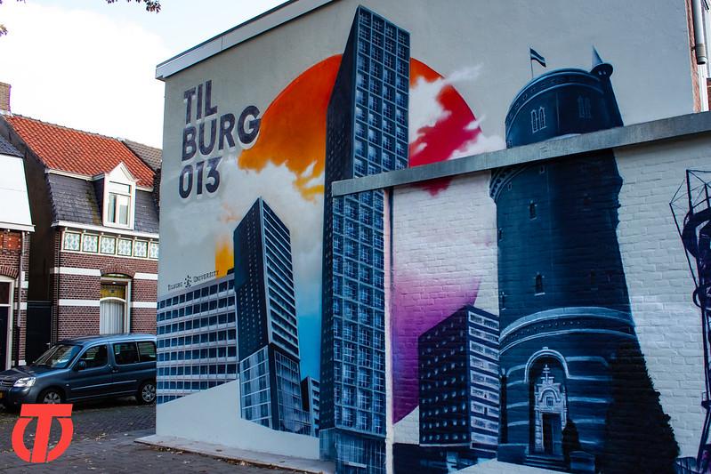 Streetart in Tilburg | Zaterdag 10 Oktober 2020