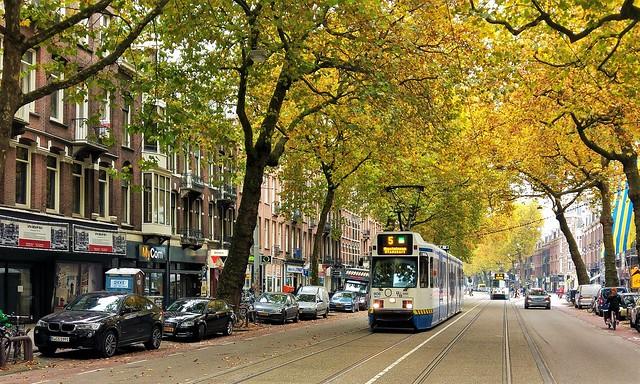 Trams in de Herfst 12