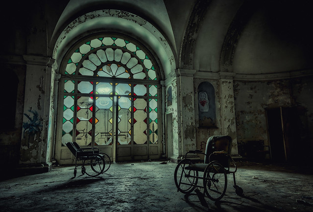 The end is near..... Italy urbex
