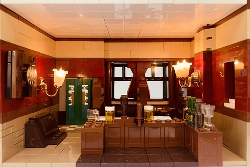 Interior of the Rovers
